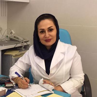 دکتر شایسته حاجیان شیراز
